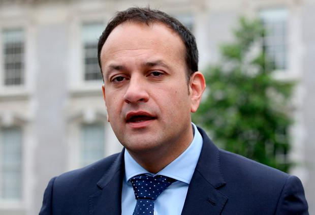 Taoiseach Leo Varadkar. Photo: Tom Burke