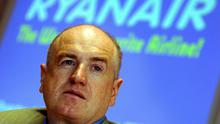 Howard Miller, chief financial officer for Ryanair. Photo credit: Fiona Hanson/PA Wire
