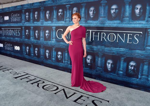 Game Of Thrones Star Sophie Turner Is All Grown Up At
