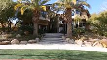 The Las Vegas Mansion where Conor McGregor is staying