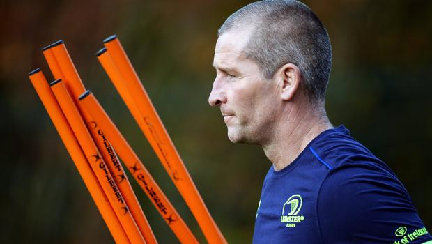 Leinster senior coach and former England head coach Stuart Lancaster. Photo: Seb Daly/Sportsfile