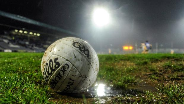 In a game played in horrendous conditions, Galway converted three penalties in the shootout through Matthew Tierney, Tony Gill and Ryan Monaghan to claim victory and progress to a provincial semi-final against Leitrim. (stock photo)
