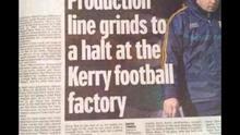 Joe Brolly's article that was referenced by Kieran Donaghy in his post-match interview on Sunday.