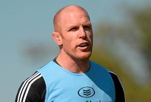 Paul O'Connell has withdrawn from the Munster squad for personal reasons. Piaras O Midheach / SPORTSFILE