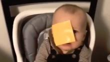 People are throwing cheese at their babies' faces