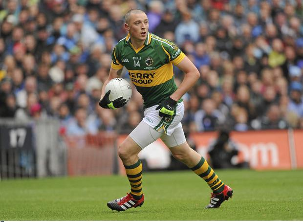 Kieran Donaghy of Kerry during the 2011 All-Ireland SFC defeat to Dublin in, Croke Park. Picture credit: Brian Lawless / SPORTSFILE
