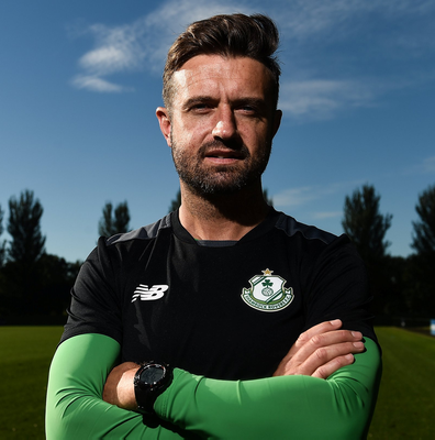 Shamrock Rovers' director of football Stephen McPhail. Photo: Sportsfile