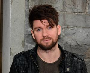 Eoghan McDermott at the launch of RTE2's Generation What at The ODEON on Harcourt Street