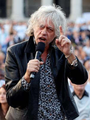 Geldof is chairman of the London- based private equity group, which has raised $200m from investors including the World Bank, African Development Bank, Vital Capital and the British overseas development finance group CDC