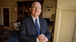Director of elections: Justice Minister Charlie Flanagan