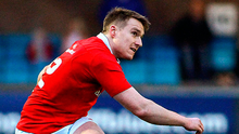 Rory Scannell of Munster Photo: Darren Griffiths/Sportsfile