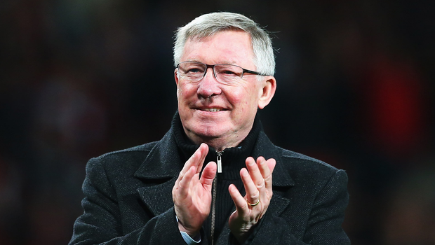 Alex Ferguson is almost six years retired as boss. Photo: Getty Images
