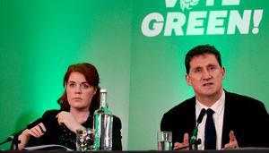 Overboard: Green Party TD Neasa Hourigan went rogue on legislation around protection for renters in the wake of the blanket ban on rent hikes and evictions during the pandemic. Photo: Caroline Quinn/PA Wire