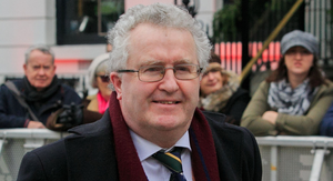 Talks: Séamus Woulfe was due to meet Chief Justice yesterday. Photo: Gareth Chaney, Collins