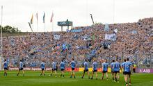 Dublin's commercial revenue far exceeds that of any other county. Photo by Piaras Ó Mídheach/Sportsfile