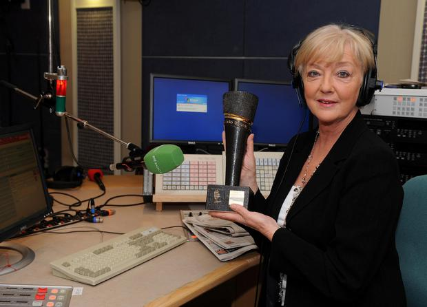 Tributes paid to RTE broadcaster Marian Finucane who died suddenly yesterday