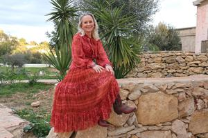 GETAWAY: Dr Eva is preparing to open a boutique  hotel in Portugal