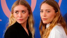 Ashley Olsen and Mary-Kate Olsen attend the CFDA Fashion Awards in Manhattan, New York, U.S., June 5, 2017.  REUTERS/Andrew Kelly