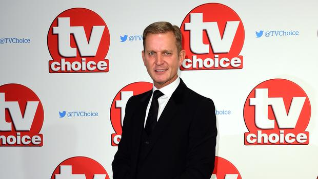 Jeremy Kyle welcomed a terminally-ill fan to his show (Ian West/PA)