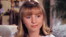 Beverley Mitchell as Lucy Camden in 7th Heaven