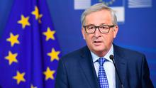 Commission President Jean-Claude Juncker Picture: AFP/Getty Images