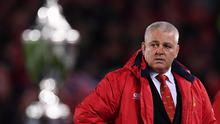 Warren Gatland will coach the Lions in South Africa in July and August of 2021. Photo by Stephen McCarthy/Sportsfile
