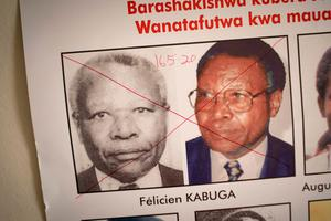 Félicien Kabuga is crossed off a wanted list after 26 years on the run