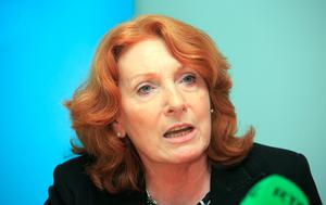 Kathleen Lynch, Minister of State at Department of Primary Care and Cork North Central TD
