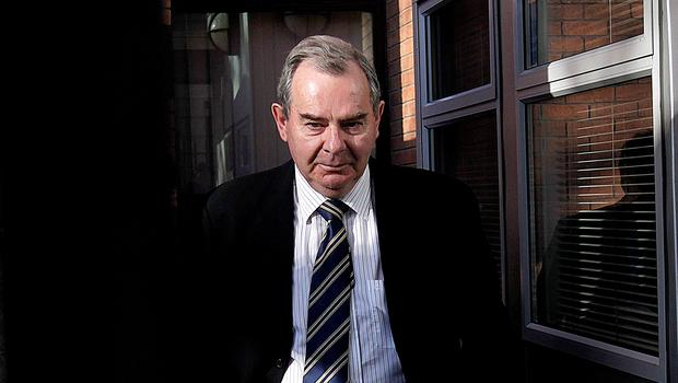 SEAN QUINN: Lost a spectacular bet on Anglo