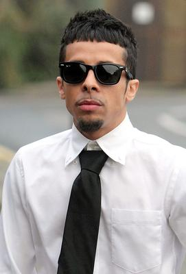 Former N-Dubz singer Dappy. Photo: Steve Parsons/PA Wire
