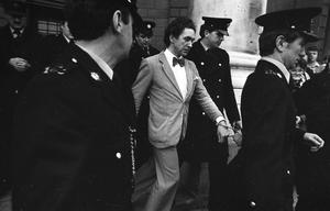 Killer Malcolm Macarthur pictured during his trial