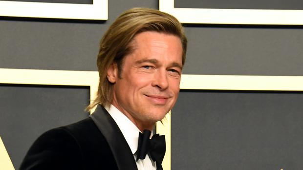 Brad Pitt has scored an Emmy Award nomination for his guest appearance on sketch show Saturday Night Live (Jennifer Graylock/PA)