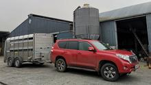 When it comes to pulling heavy loads, the diesel-only Toyota Land Cruiser has a reputation second to none.