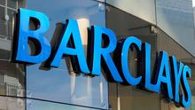 On the up: Barclays Bank Ireland, whose chief executive is Kevin Wall, had on and off balance-sheet assets that totalled €89.3bn at the end of 2019. Photo: Joe Giddens/PA Wire