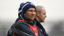 Laois manager Eddie Brennan. Photo by Harry Murphy/Sportsfile