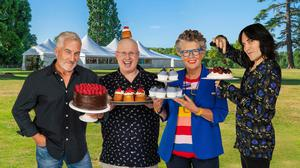The Great British Bake Off returns to Channel 4 on September 22 (C4/PA)