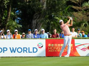China is home to a number of PGA golf events. Getty