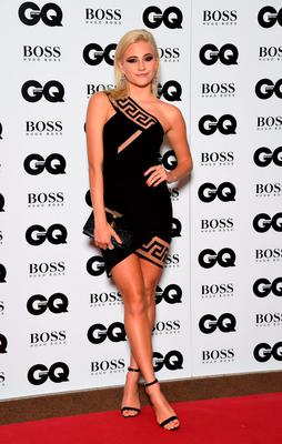 Pixie Lott attends the GQ Men Of The Year Awards at The Royal Opera House on September 8, 2015 in London, England.  (Photo by Gareth Cattermole/Getty Images)