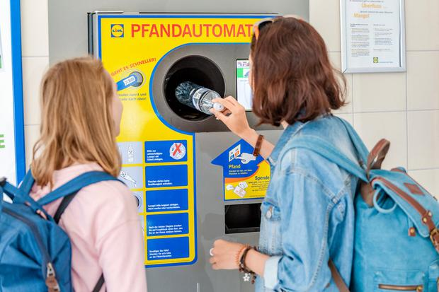 Machines like this one in Germany could become common