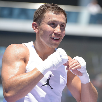 "Gennady ""GGG"" Golovkin. Photo: Charley Gallay/Getty Images for Chivas Regal"