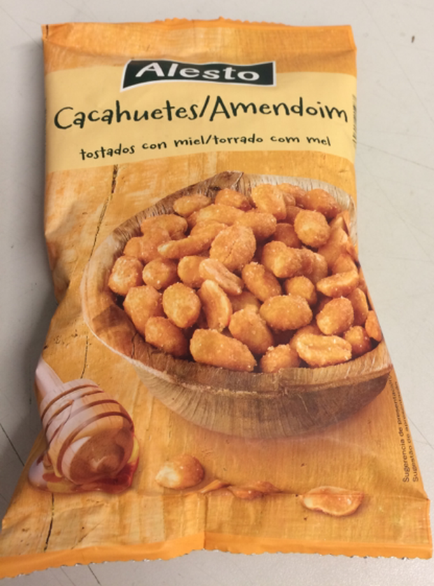 Lidl Recalls Packets Of Peanuts For Failing To Tell