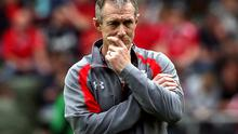 Wales' backs coach Rob Howley has hit out at Neil Francis' opinions on head coach Warren Gatland