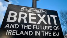 'Avoiding a no-deal Brexit might steady things.' Stock Image: REUTERS