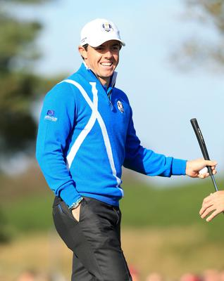 Rory McIlroy. Photo credit: Lynne Cameron/PA Wire