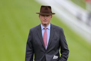 Billy Blue's trainer John Gosden