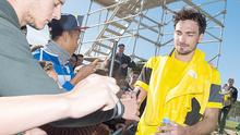 Hot property: Mats Hummels could finally be moving to Old Trafford