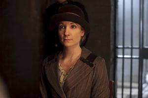 Joanne Froggatt as Anna in Downtob Abbey