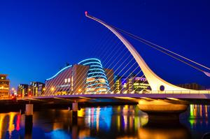 The National Convention Centre in Dublin. Photo: Getty Images/iStockphoto