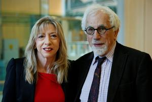 Barbara Sahakian, professor of Clinical Neuropsychology at the University of Cambridge with co-author Joe Herbert,  Emeritus Professor of Neuroscience