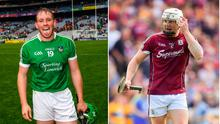 Shane Dowling (left) and Joe Canning (right).
